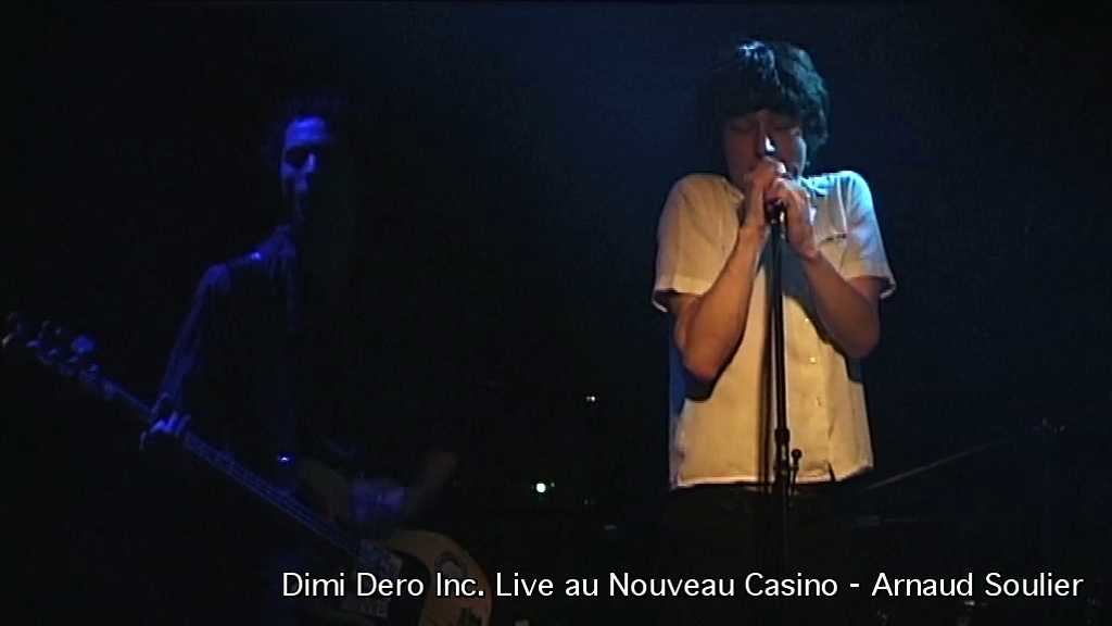 Dimi Dero Inc. Live Paris – 2002