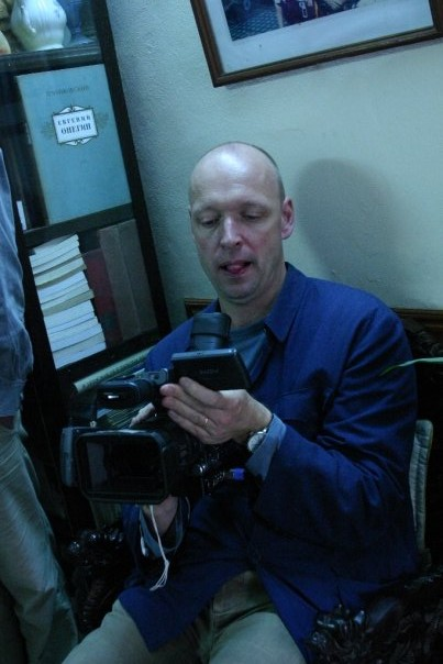 Markus Hansen, director at work. Vietnam @ JM Boulet
