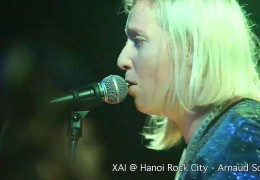 XAI live @ Hanoi Rock City – 2015